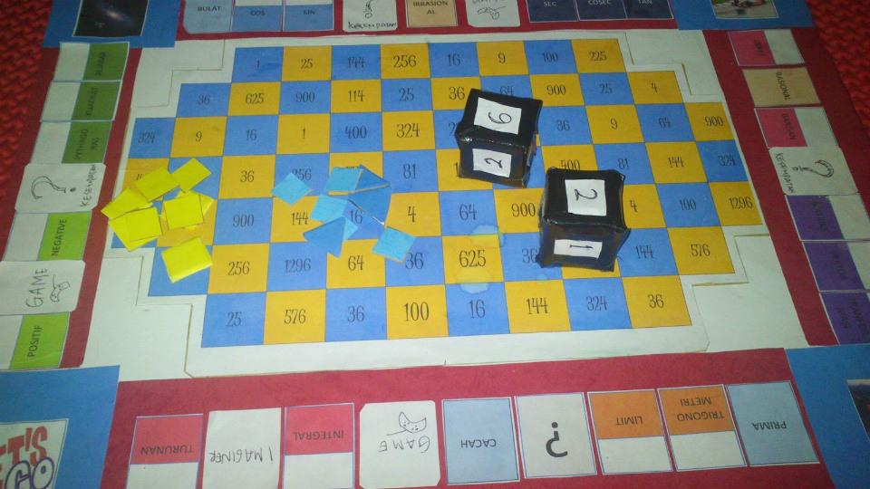 monopoli matematika
